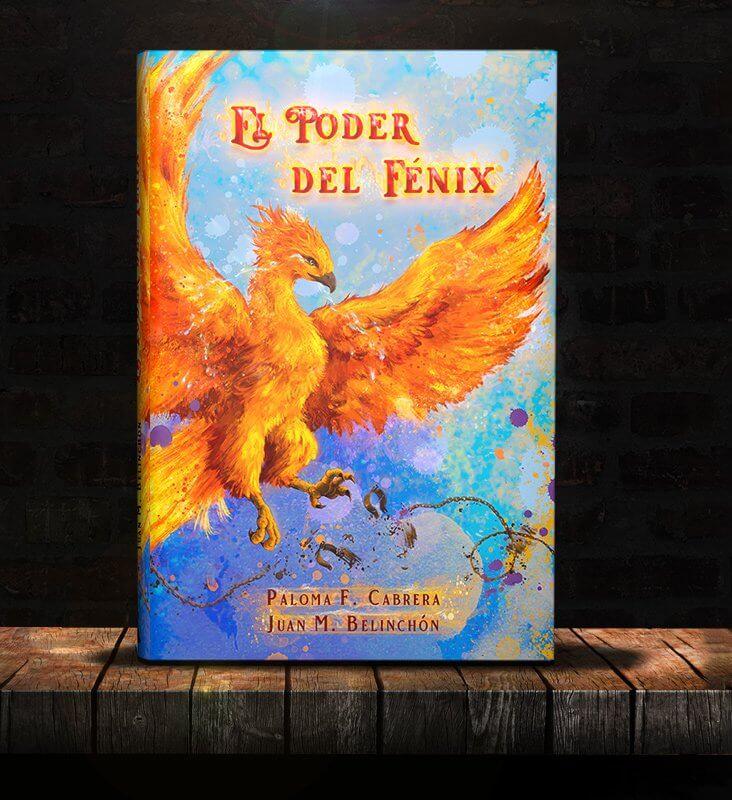 El Poder del Fénix (Ciclo de la Torre Negra). Autores: Juan M. Belinchón y Paloma F. Cabrera.