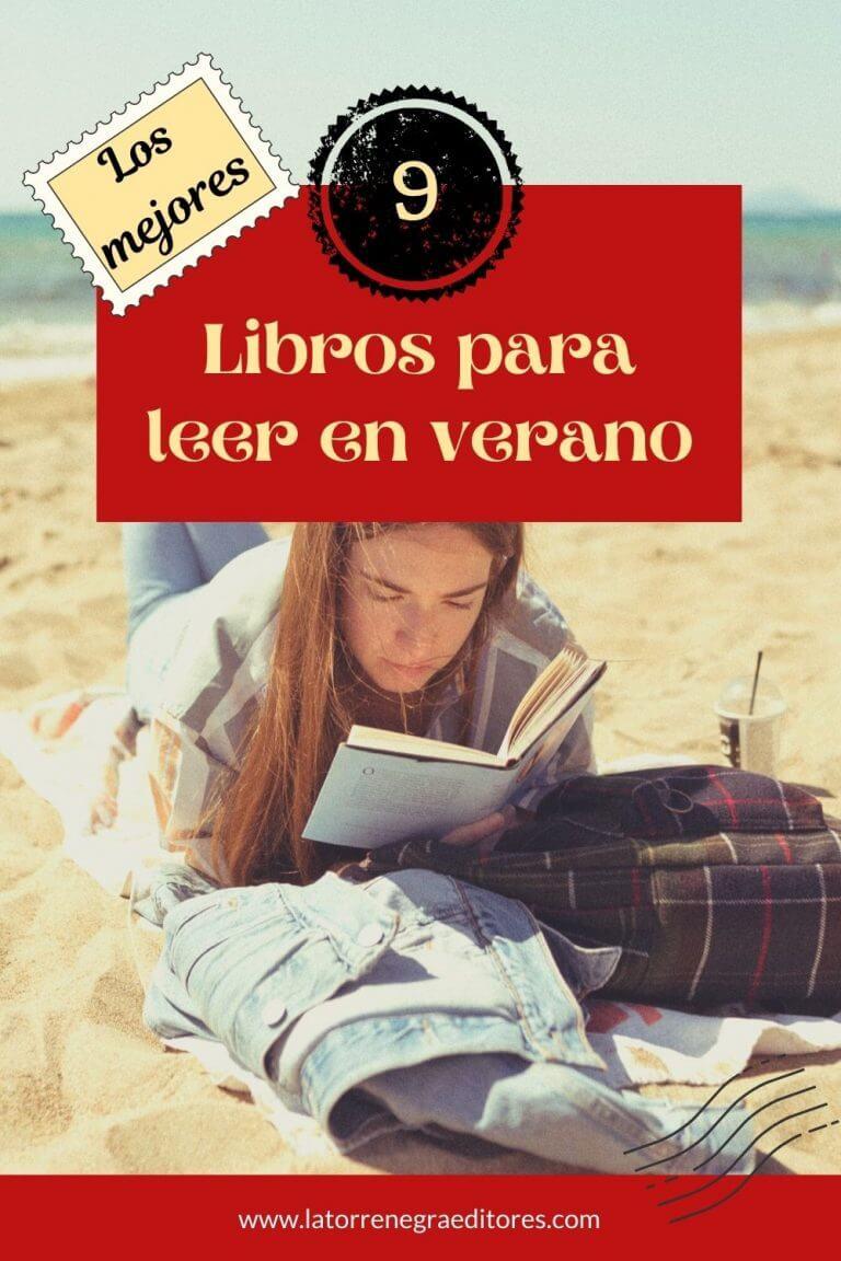 Los 9 mejores libros para leer en verano