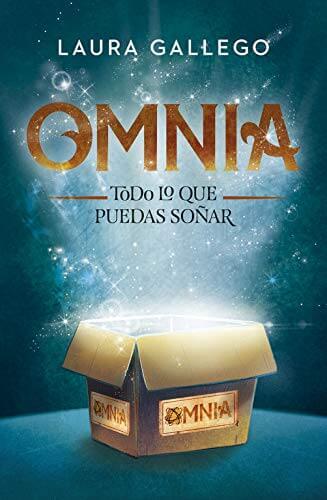 Omnia: Todo lo que puedas soñar de Laura Gallego